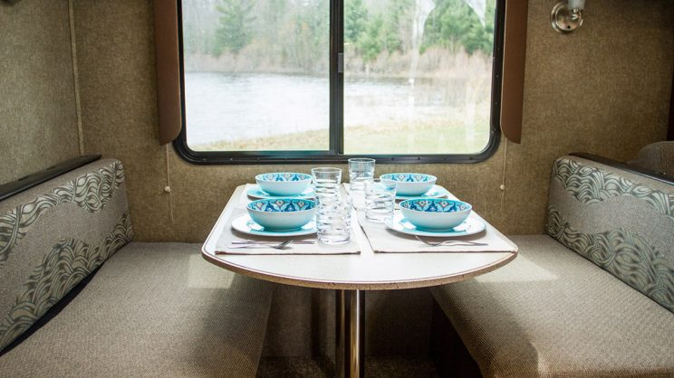 RV table